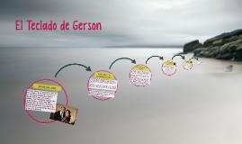 El Teclado de Gerson
