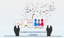Copy of COMITE CONVIVENCIA LABORAL
