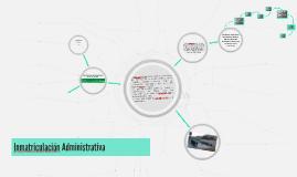 Inmatriculación Administrativa