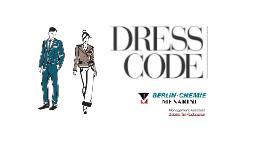 Dress code_Berlin-Chemie_Armenia