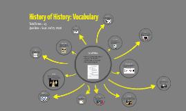 History of History: