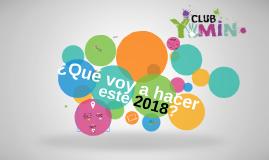 Propósitos Año Nuevo - Club Yomin