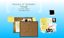 Copy of History of economic Thought