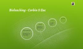 Bioleaching - Corbin & Zac