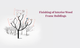 Finishing of Interior Wood Frame Buildings