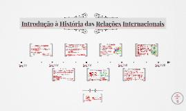 Copy of Introdução às Relações Internacionais