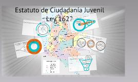 Copy of Copy of Copy of Sociaización Ley 1622 Estatuto de ciudadanía Juvenil