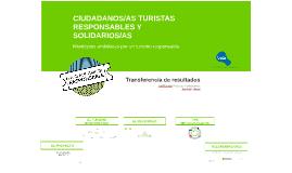 PRINCIPIOS DEL TURISMO RESPONSABLE