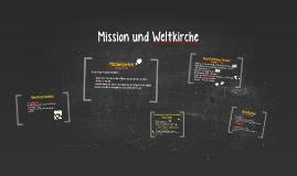 Mission und Weltkirche