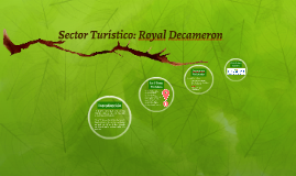 Copy of Sector Turístico: Royal Decameron