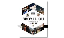 BBoy Lilou