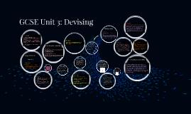 Devising