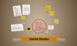 Copy of Social Stories