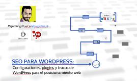 Copia de Configuración de WP para SEO