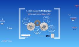 Copy of Copy of Le renouveau stratégique V3 GAH