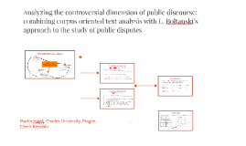 Analyzing the controversial dimension of public discourse