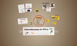 Ciberartivismo en África