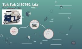 Tuk Tuk 2150760, Lda