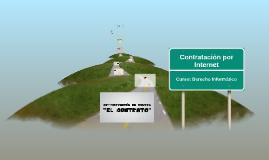 Copy of Contratación por Internet