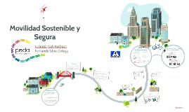 Movilidad Urbana Activa Sostenible y Segura