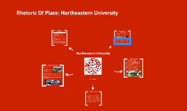 Rhetoric of Place: Northeastern University