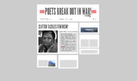 Poet War Presentation