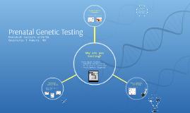 Prenatal Genetic