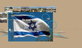 De staat Israël