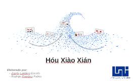 Hóu Xiào Xián
