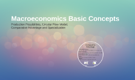 Macroeconomics Basic Concepts