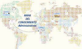 MAPA DEL CONOCIMIENTO