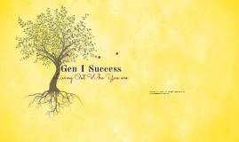 Gen 1 Success