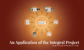 An Application of the Integral Project