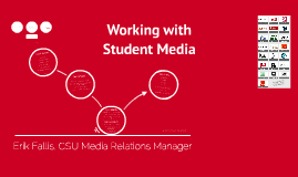 Working with Student Media