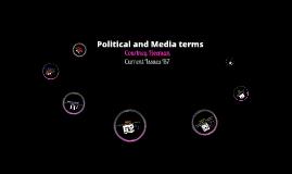 Political/Media terms