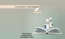 Copy of LA CIUDAD Y LOS PERROS