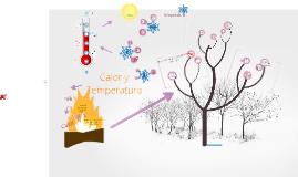 Diferencia Calor y temperatura
