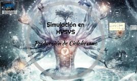 Copy of Simulación en HYSYS