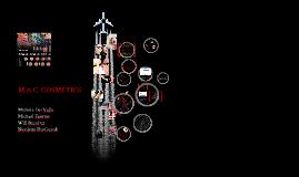 Copy of MAC COSMETICS