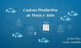 Copy of CADENA PRODUCTIVA DE PESCA Y ATÚN