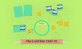 The Cold War 1945-90