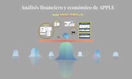 Análisis financiero APPLE