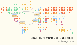 Chapter 1: Many Cultures Meet
