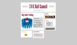 S H C Hall Council