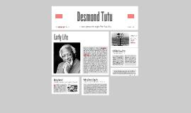 Desmond Tutu: A Courageous Struggle for Equality
