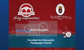 Bienestar Institucional