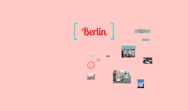 Berlin. Die Hauptstadt von Deutschland.