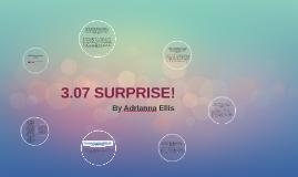 3.07 SURPRISE!