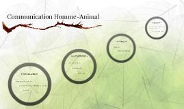 Communication Homme-Animal