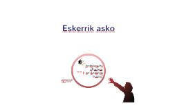 AOregi Informazio eta dokumentazio kudeatzaileeen I. bilkura - 2015